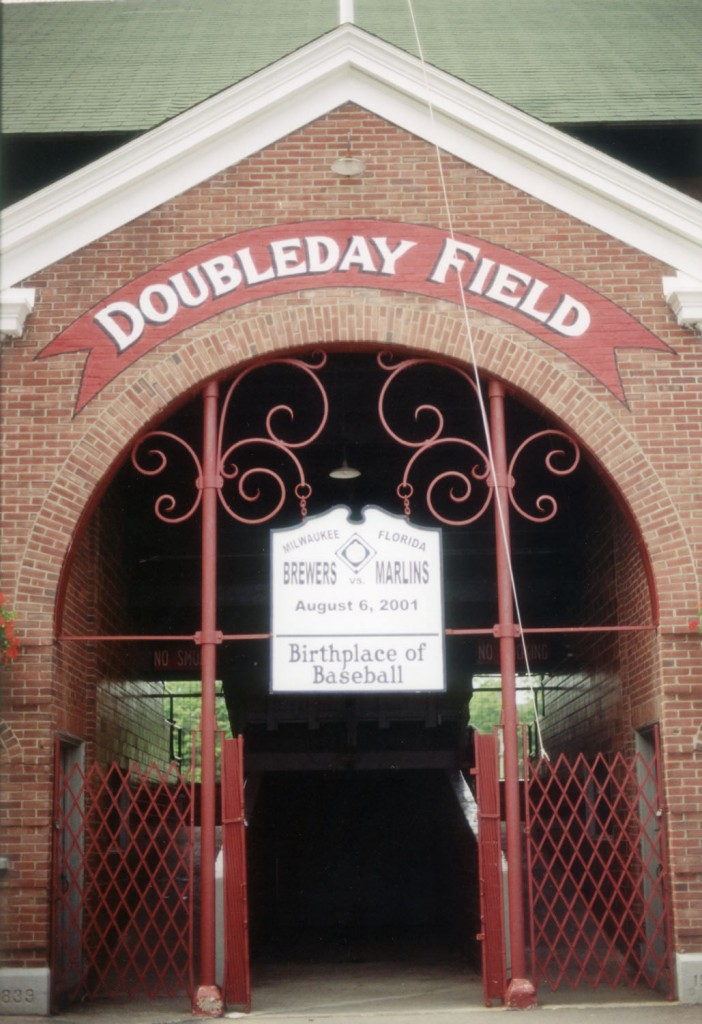 73DoubledayField