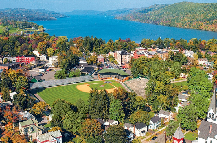 Baseball Bed And Breakfast Cooperstown